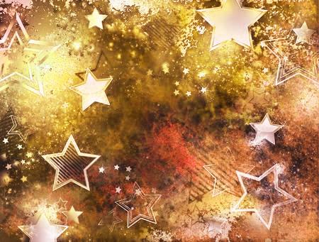 Stars - Gold
