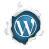 Wordpress Icon: Sign-up for Lilo's news on WordPress