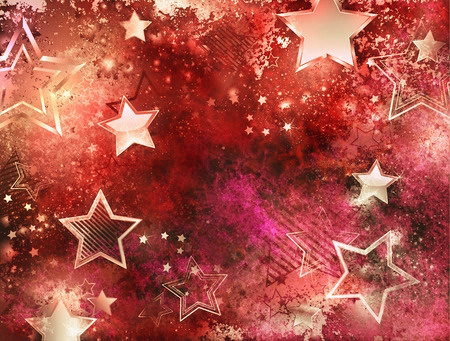 Stars - Red