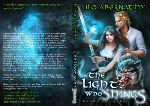 The Light Who Shines - CreateSpace